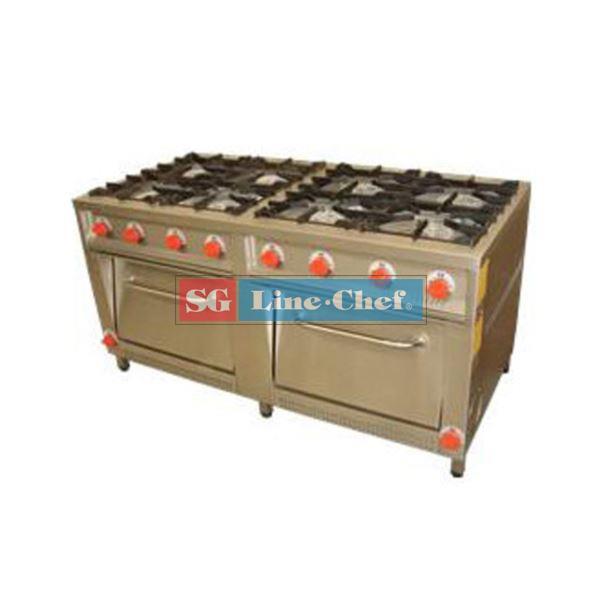 SG Line Chef Linea Caliente Cocinas